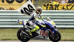 Valentino Rossi, el hombre de las cien victorias