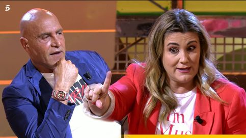 El repaso de Carlota  a Matamoros por su postura con Rocío Carrasco