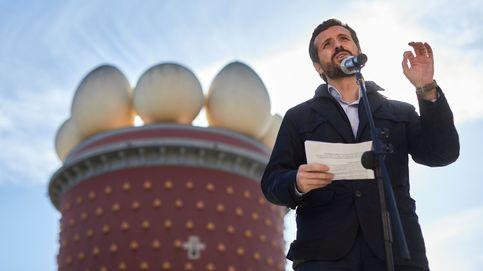 La paradoja del PP de Casado (y los calcetines de Rajoy)