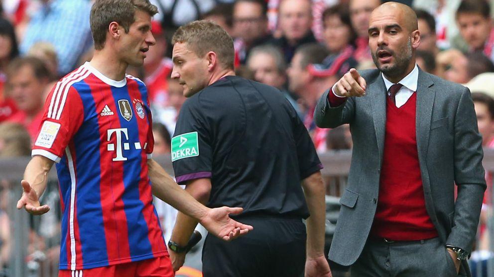 Müller, otra estrella que puede huir del Bayern: La Premier es tentadora