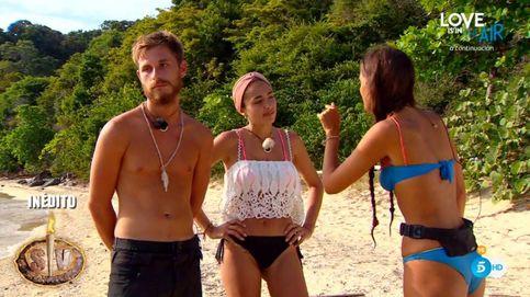 'Supervivientes'   Melyssa revienta el drama de Sandra y Tom: No voy a entrar en esto