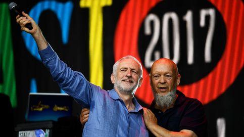 Corbyn, estrella en Glastonbury: Otro mundo es posible