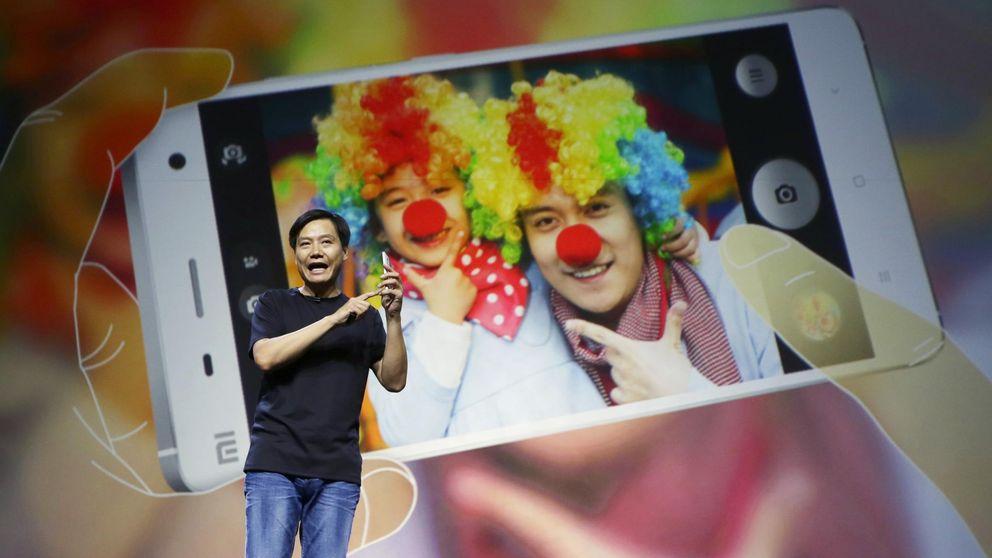 Los cinco mejores 'smartphones' chinos (más uno)