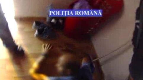 Vídeo: Así fue el momento de la detención de Sergio Morate en Rumanía