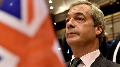 Dimite Nigel Farage, el gran abanderado de la campaña del Brexit