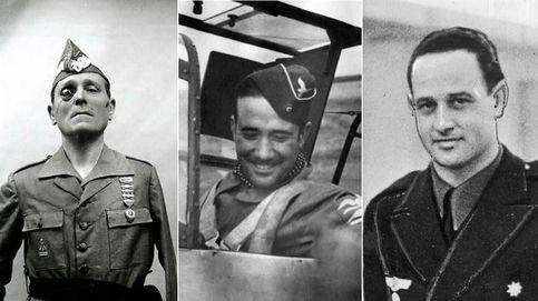 El Diccionario Biográfico Español convierte en héroes a los militares franquistas