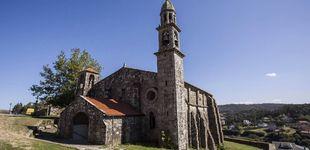 Post de Dos pilas bautismales de la Edad Media, (pen)último expolio de los Franco en Galicia