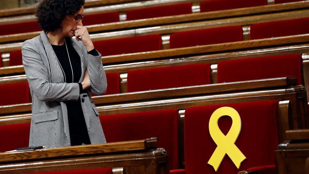 El cisma independentista: ERC se sacude el chantaje de Puigdemont