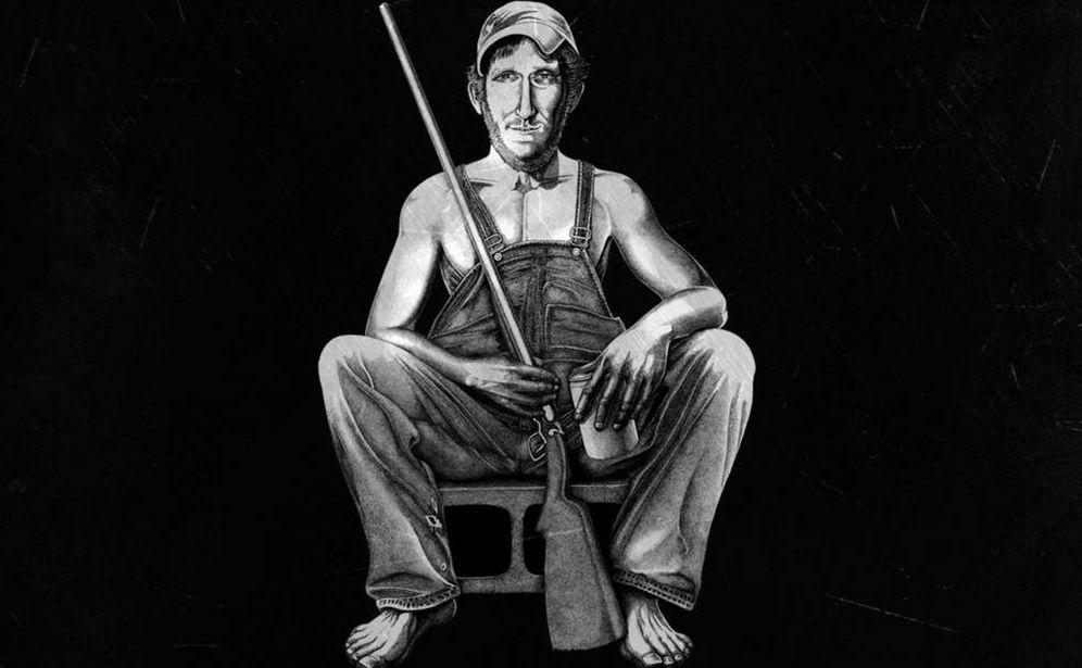 Foto: Detalle de portada de 'Manifiesto Redneck'.