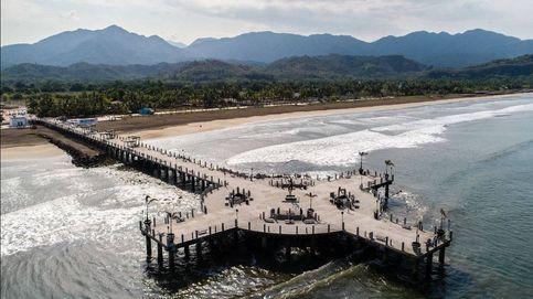 El muelle de San Blas al que cantaba Maná existe y se puede visitar