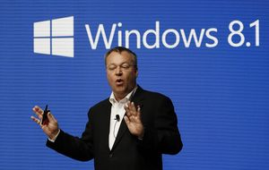 El lobo cuidando del rebaño: Elop, jefe de 'hardware' de Microsoft