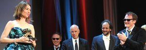 ¿Hubo 'tongo' en Venecia? Acusan a Tarantino de premiar a su ex pareja y a su amigo De la Iglesia
