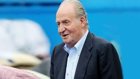 El rey Juan Carlos, en el mismo saco que el príncipe Andrés para 'Point de Vue'