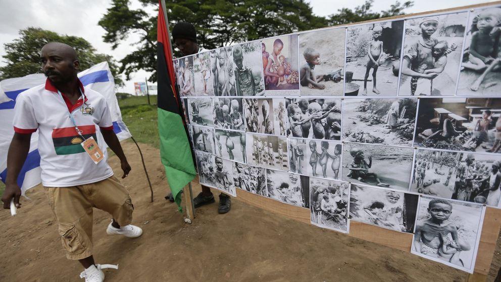 Los perdedores de la guerra más mediática de África siguen en la lucha 50 años después