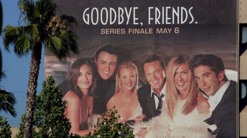 Foto: El anuncio del final de 'Friends'
