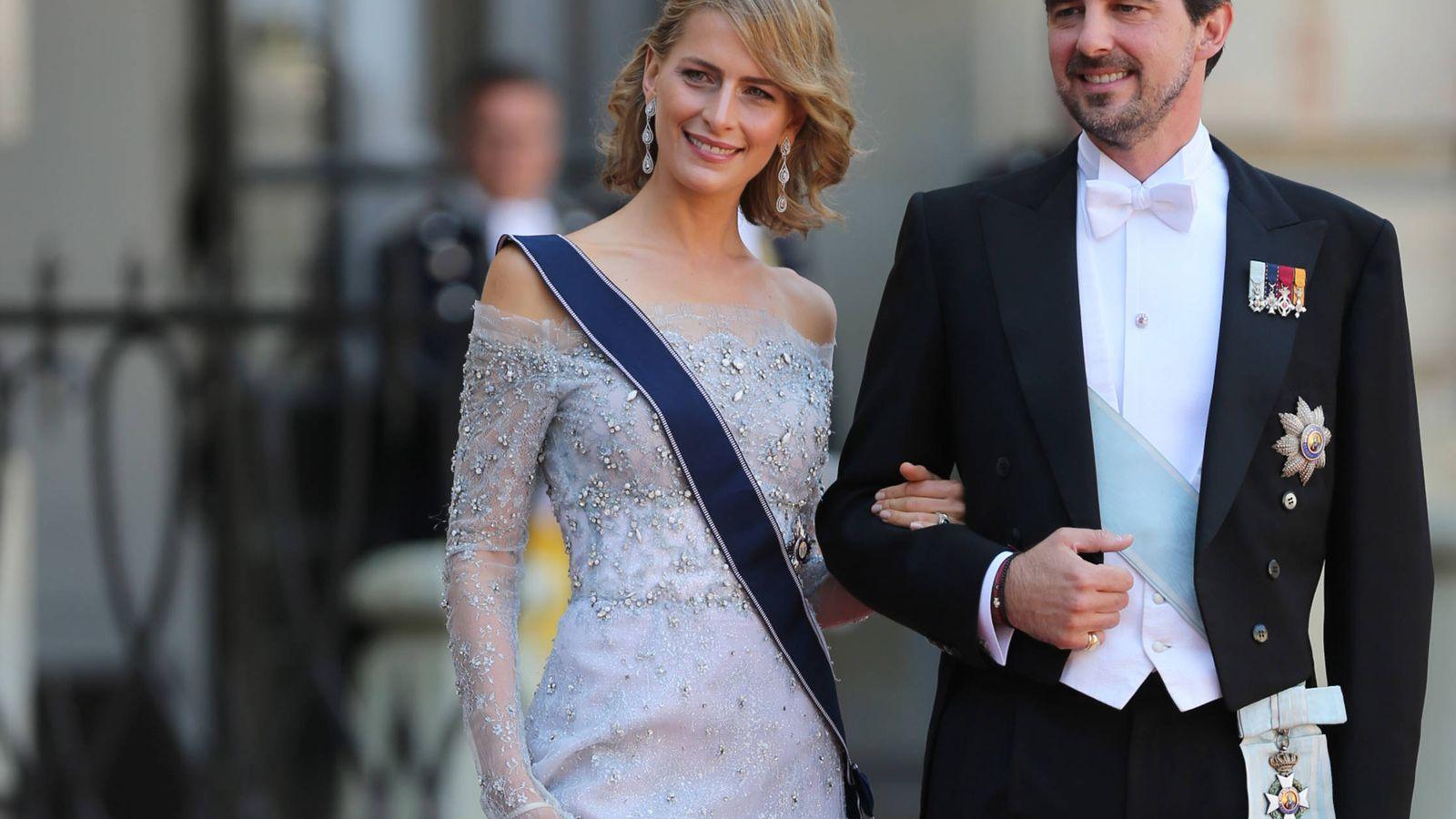 Foto: Nicolás de Grecia y Tatiana. (Gtres)