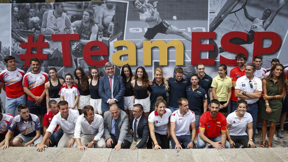'#TeamESP', el 'hashtag' ideado por el Pájaro para animar a España en Río