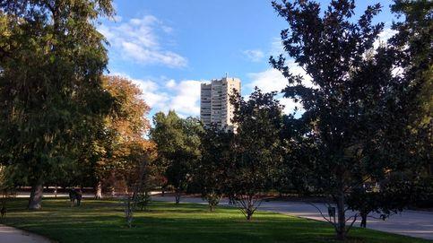 Lo que tapa el rascacielos que arruina las vistas a medio Madrid