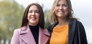 Post de Máxima de Holanda y Mary de Dinamarca, la última (y estilosa) prenda que comparten