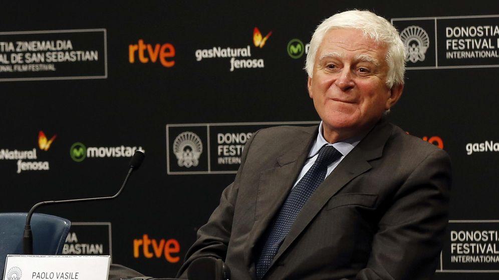 Foto: Paolo Vasile, consejero delegado de Mediaset. (EFE)