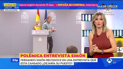 Susanna Griso explota contra Fernando Simón: Ha perdido toda la credibilidad