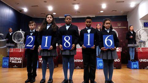 El segundo premio de la Lotería del Niño cae en el 21.816, premiado con 68.000€ limpios