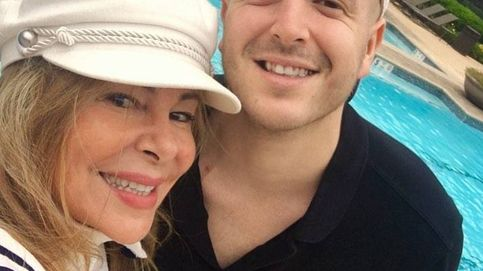 Ana Obregón vuelve al hospital con su hijo llena de optimismo
