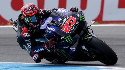 Cuarta victoria de Fabio Quartararo, que amplía su ventaja en el Mundial de MotoGP