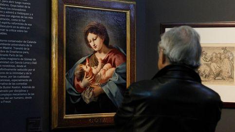 Buñuel y Goya aragonizan España en la gran exposición de fin de año en Madrid