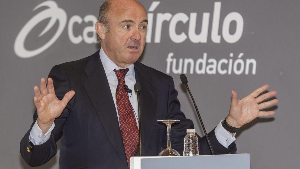 De Guindos anuncia una revisión al alza para la previsión del crecimiento de 2017