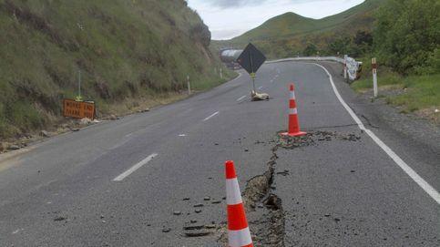 El terromoto y la alerta de tsunami en Nueva Zelanda, en imágenes