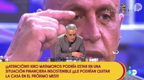 Kiko Matamoros confirma tener una deuda con Hacienda