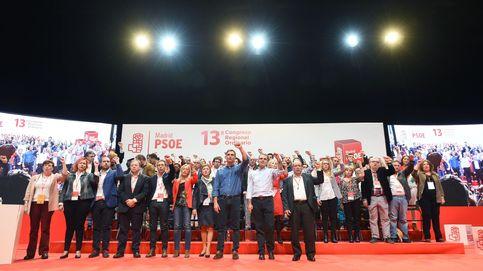 El nuevo líder del PSOE-M incorpora en su cúpula a la dos de Gómez