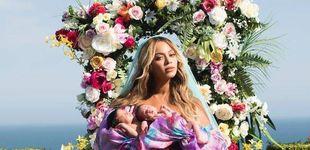 Post de Beyoncé presenta a sus mellizos con un modelo 'made in Spain'