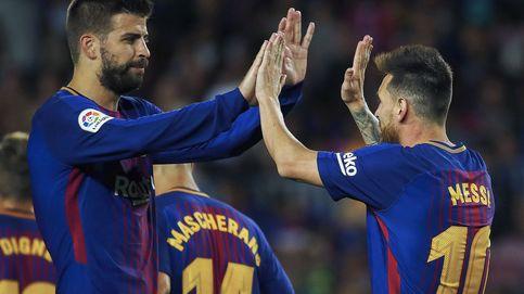 Ronaldo (y no Messi), entre los cuatro mejores jugadores para Piqué