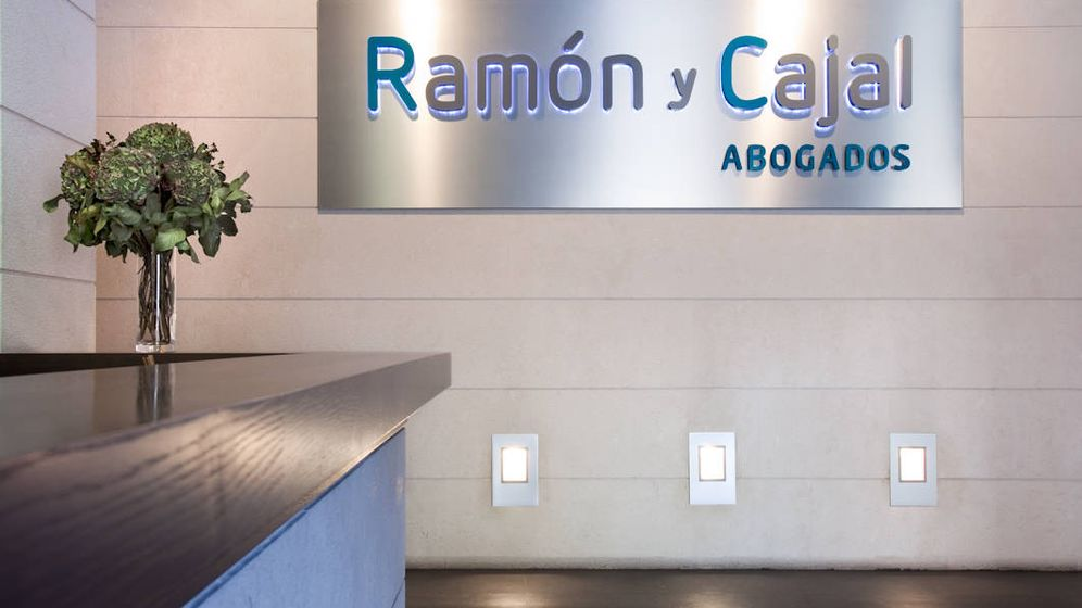 Foto: Sede de Madrid de Ramón y Cajal Abogados.