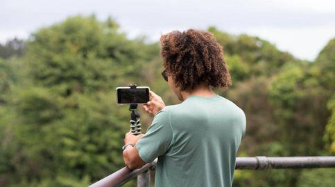 Los mejores trípodes para móvil en Amazon
