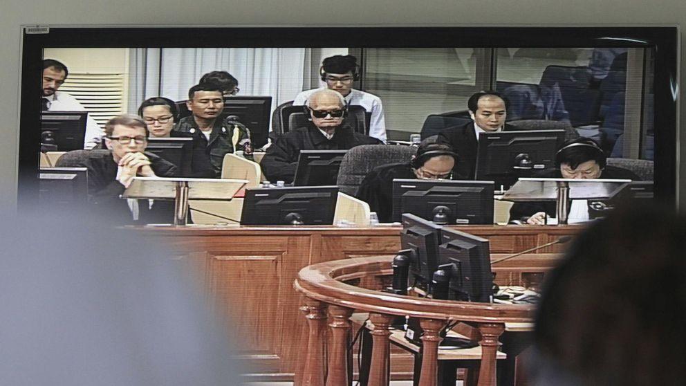 Camboya: 70 millones por cada anciano juzgado por genocidio