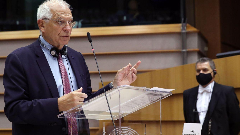 Bronca española en el Europarlamento por una misión del equipo de Borrell a Caracas