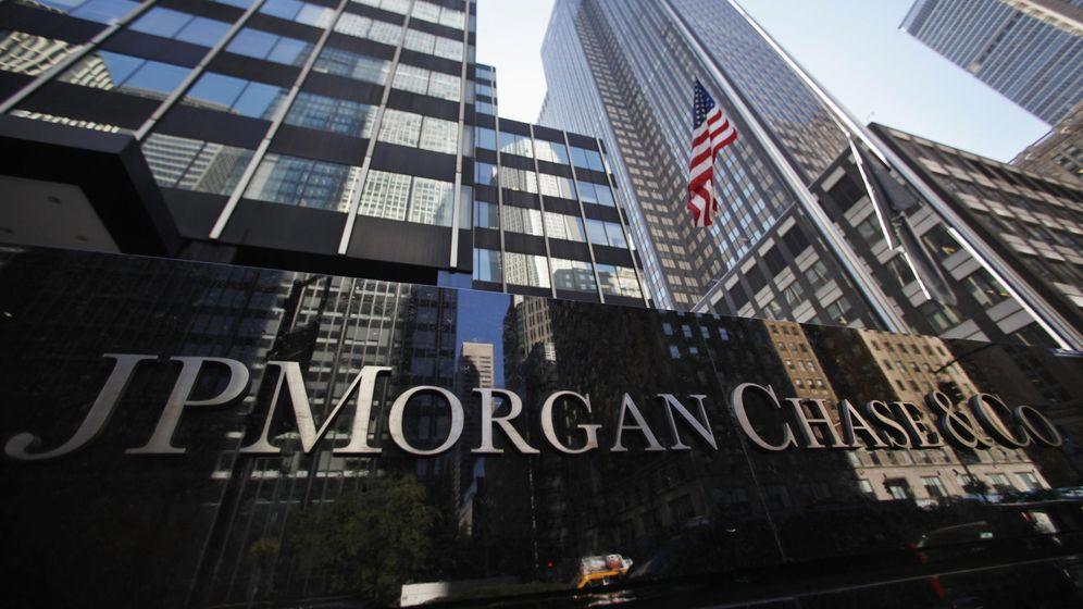 Foto: Sede de JP Morgan en Nueva York.