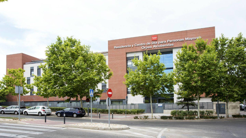 La residencia en la que los muertos por Covid-19 son un misterio. (Foto: Orpea, Comunidad de Madrid)
