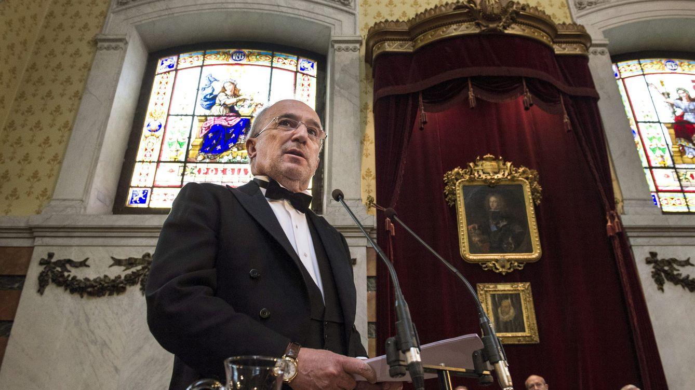 Muñoz Machado ya es director de la RAE: Acabemos con las penurias de una vez