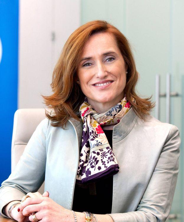 Foto: Laura González Molero, nueva consejera de Bankia