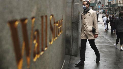 Wall Street acusa el miedo a que se intensifique la pandemia y pierde el 4%