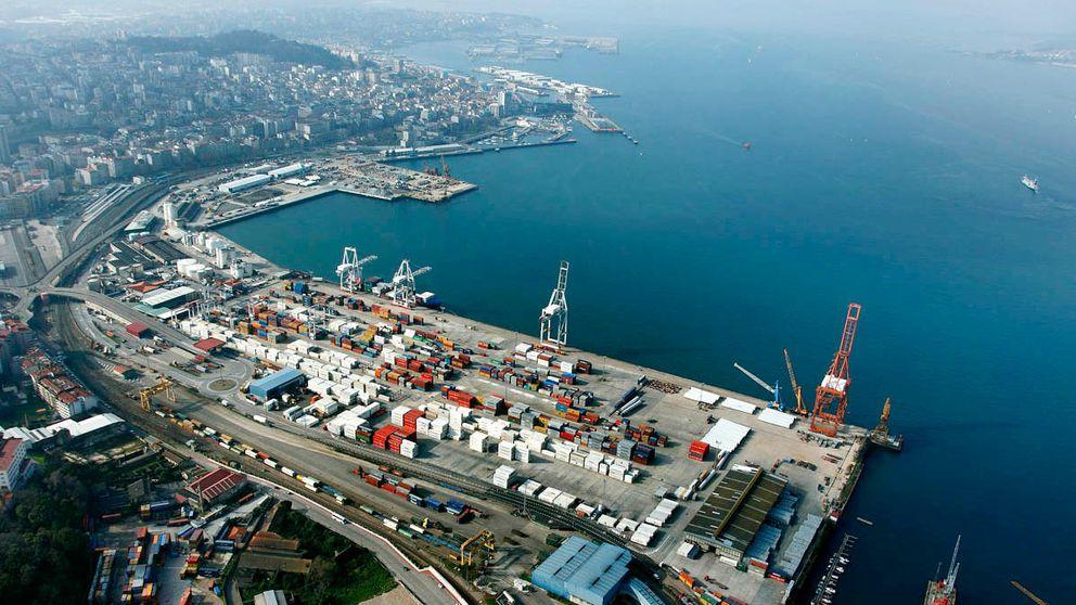 La guerra en el PP por dos puertos gallegos pone al marido de Ana Pastor en la diana