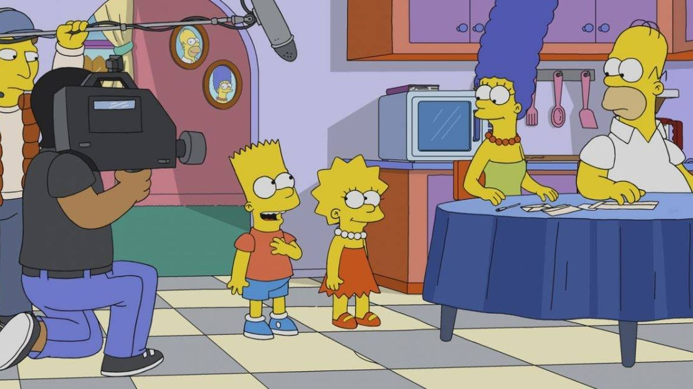 'Los Simpson'. (Fox)