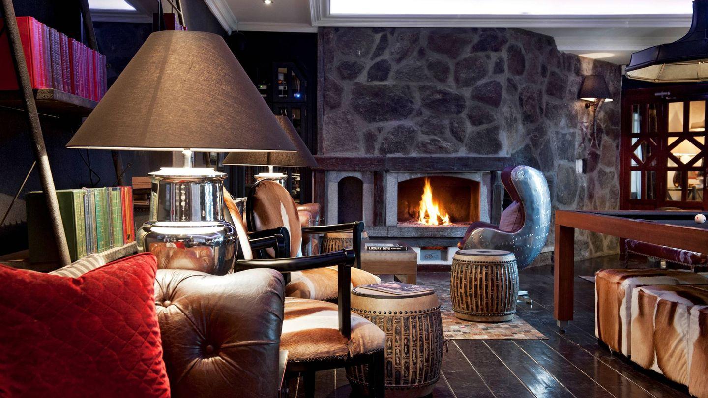 Asi es por dentro El Lodge, el refugio perfecto en Sierra Nevada.