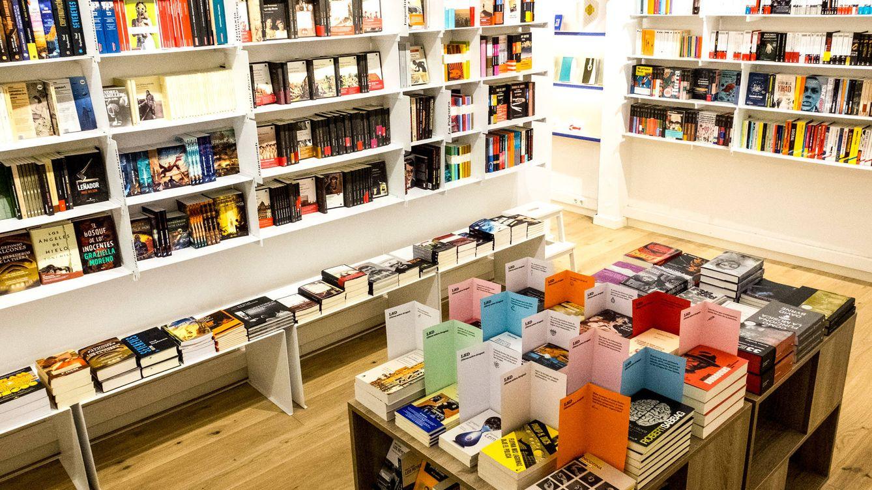 Foto: Además de la función básica de toda librería, Malpaso quiere potenciar el trabajo del librero como consultor y asesor.