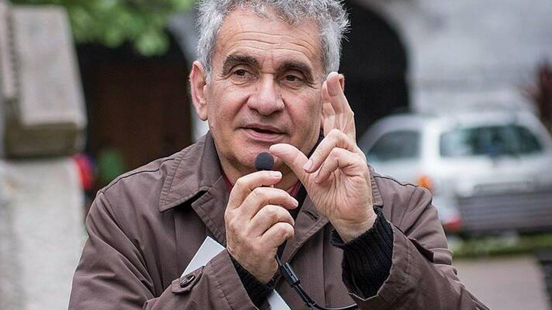 Bernardo Atxaga, autor de 'Casas y Tumbas' (Alfaguara, 2020)   Xabier Cañas