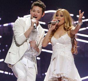 Foto: Eurovisión demuestra su potencial y lidera el sábado sin problemas